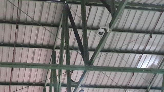 Instalasi CCTV Warehouse RAPP