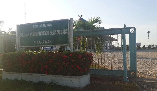 Installasi CCTV Bandara Sultan Syarief Haroen Setia Negara