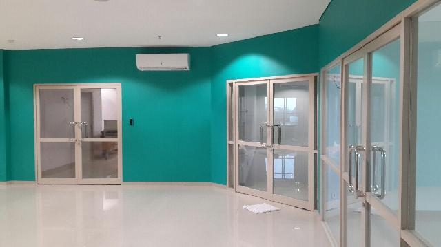 Installasi Door Access RS Awal Bros Riau