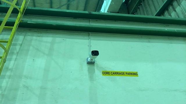 Instalasi CCTV PT. Asia Pacific Rayon